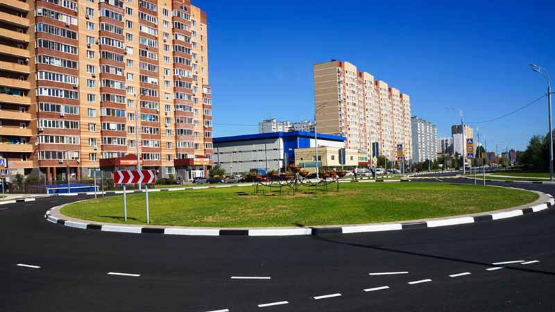 Реконструкция транспортная развязка Мытищи - сметный проект