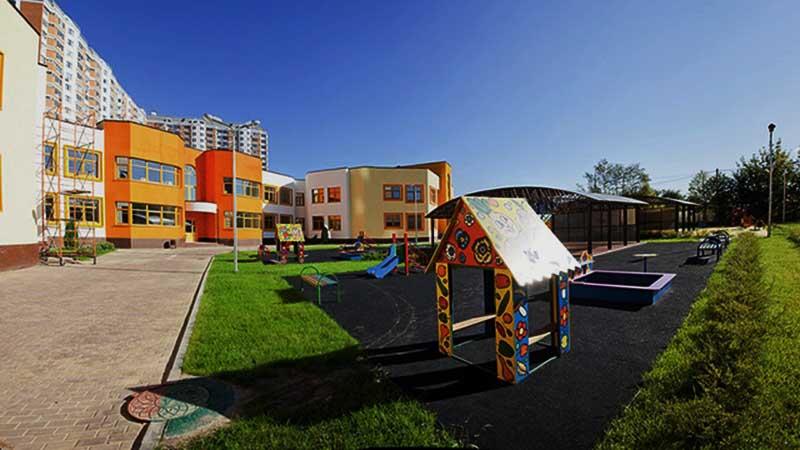 Детский сад на 320 мест