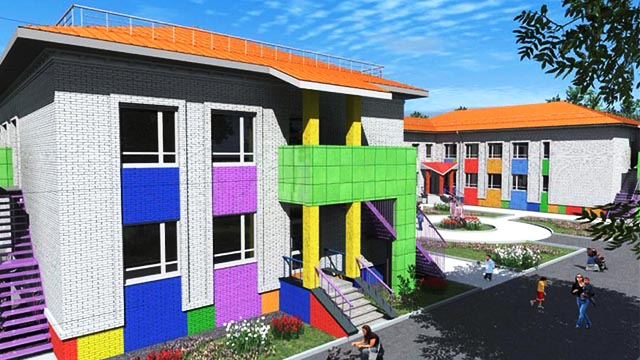 Детский сад на 150 мест