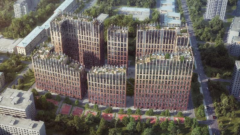 ЖК Серебрянный парк - сметный проект